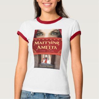 Ameera de casamento tshirt