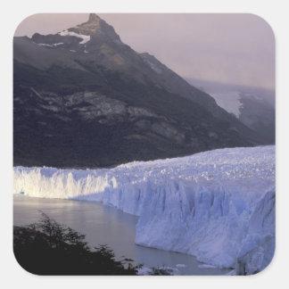 Ámérica do Sul, Patagonia, Argentina Parque Adesivo Quadrado