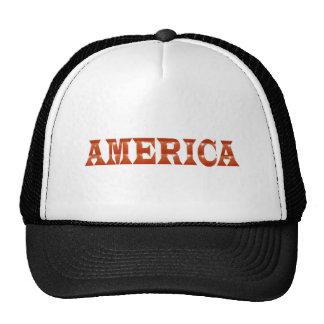 América EUA americanos: LOWPRICE baixo artístico V Boné