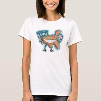 América para Obama 2012! Camisetas customizáveis
