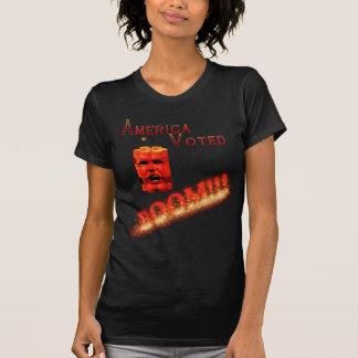 América votou o trunfo de TNT Camiseta