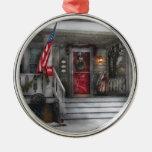 Americana - um tributo a Rockwell (Westfield, NJ) Enfeites Para Arvore De Natal