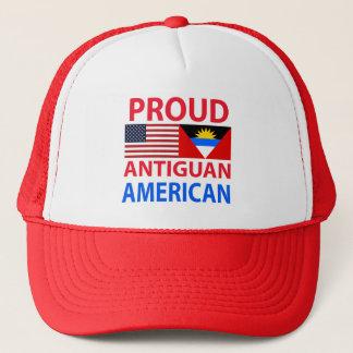 Americano da Antigua orgulhoso Boné