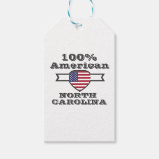 Americano de 100%, North Carolina