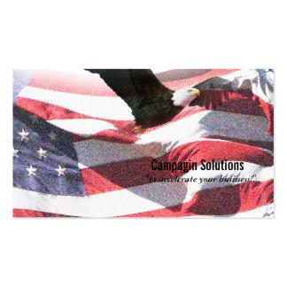 Americano Eagle Cartão De Visita