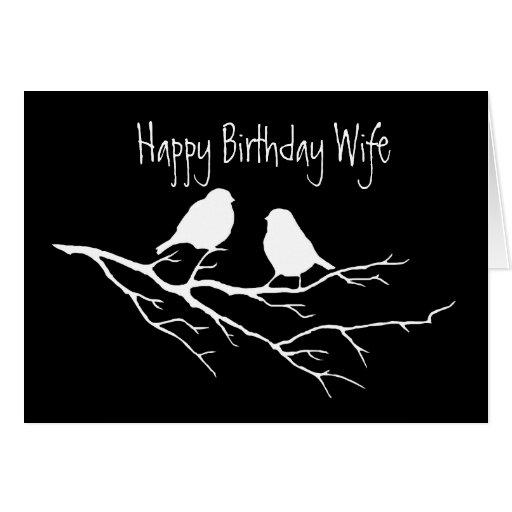Amigo especial da esposa do feliz aniversario, doi cartões