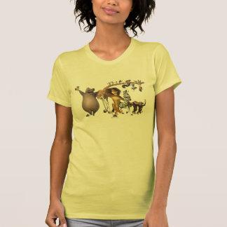 Amigos de Madagascar T-shirts