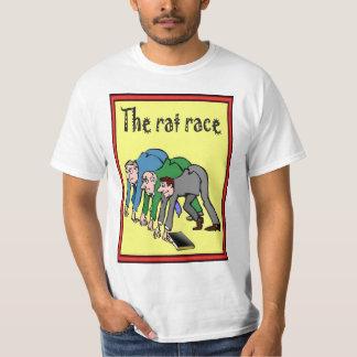 Amigos do negócio, a competição desenfreada camiseta
