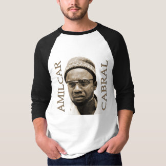 Amilcar Cabral Camiseta