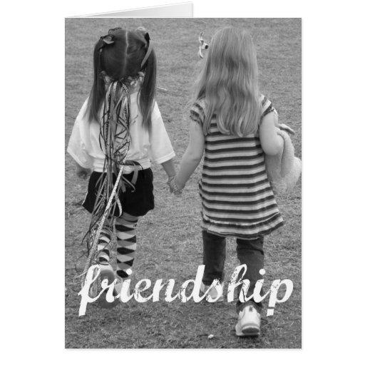 amizade cartões