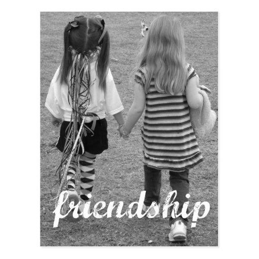 amizade cartões postais