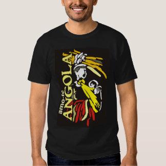 amo-te angola 100% camiseta