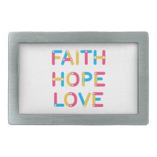 amor 2 da esperança da fé