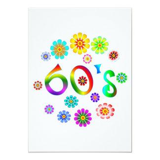 amor 60s convite personalizados