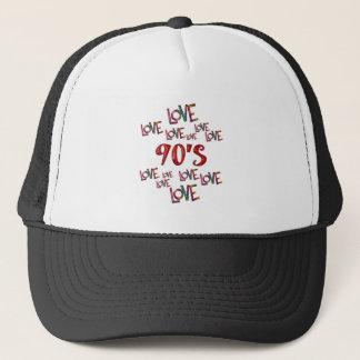 Amor 90s do amor boné