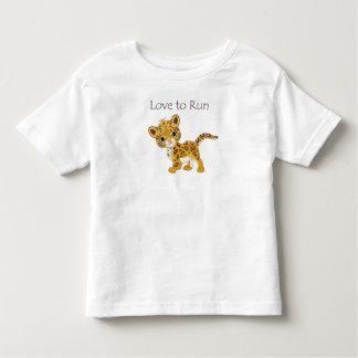 Amor a funcionar camisetas