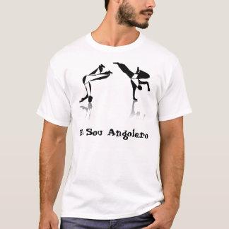 Amor angola do meu do capoeira da camisa