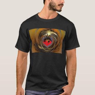 Amor ardente camiseta
