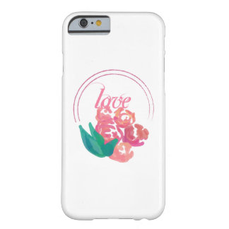 Amor Capa Barely There Para iPhone 6