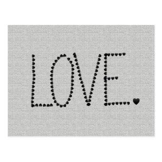 Amor Cartão Postal
