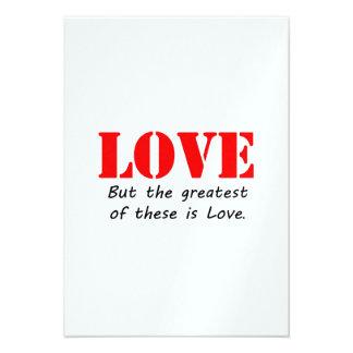 Amor Convites Personalizado