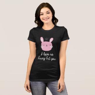amor da camisa da páscoa nenhum coelho mas você