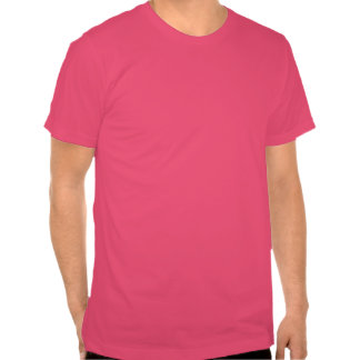 Amor da cobaia (cabelo liso) camisetas