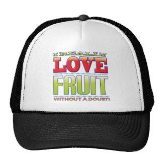 Amor da fruta boné