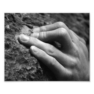 Amor da pedra calcária impressão de foto