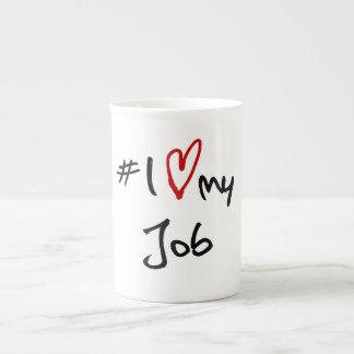 # amor de I meu trabalho Xícara De Chá