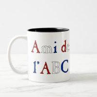 Amor de Les Misérables: Ami de l'ABC Caneca