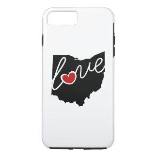 Amor de Utá! Presentes para amantes de UT Capa iPhone 8 Plus/7 Plus