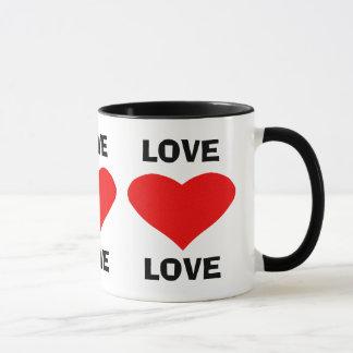Amor do amor do amor! caneca