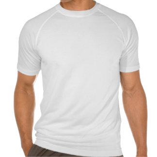 AMOR do desempenho de TIGYB o T do FUNCIONAMENTO T-shirts