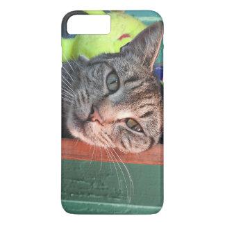 Amor do gato capa iPhone 7 plus