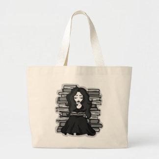 Amor do livro bolsa para compra