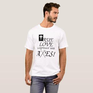 Amor do norte do exército camiseta