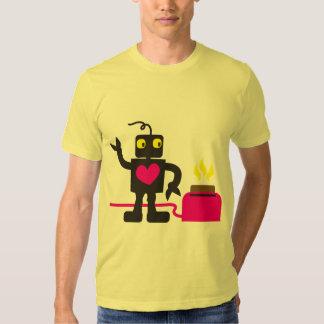 amor do torradeira camisetas