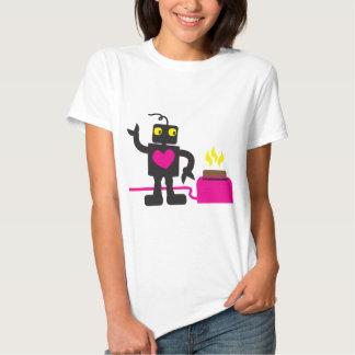 amor do torradeira t-shirts