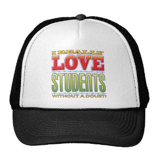Amor dos estudantes bones