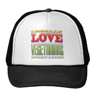 Amor dos vegetarianos bones