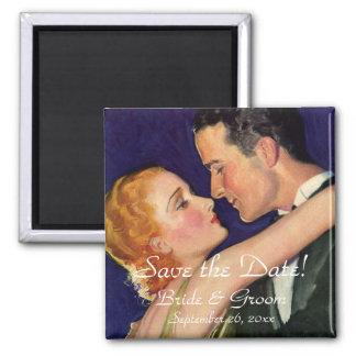 Amor e romance do vintage, economias de Hollywood Imã