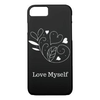 amor eu mesmo das capas de iphone