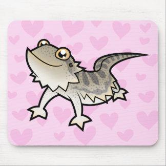 Amor farpado do dragão/dragão de Rankin Mouse Pad