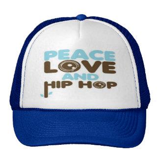 Amor & Hip Hop da paz Bone