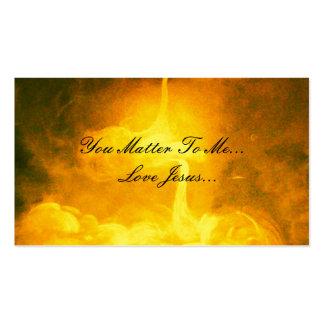 Amor Jesus Cartão De Visita