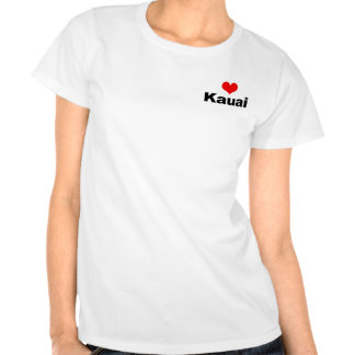 Amor Kauai Tshirts