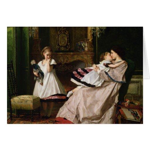 Amor maternal cartoes