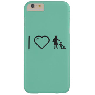 Amor maternal legal capa barely there para iPhone 6 plus