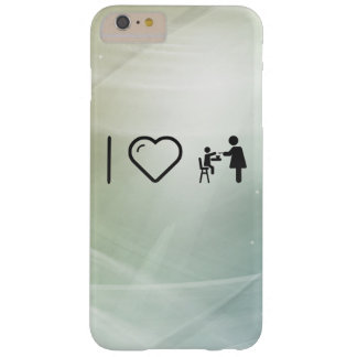 Amor maternal legal capas iPhone 6 plus barely there